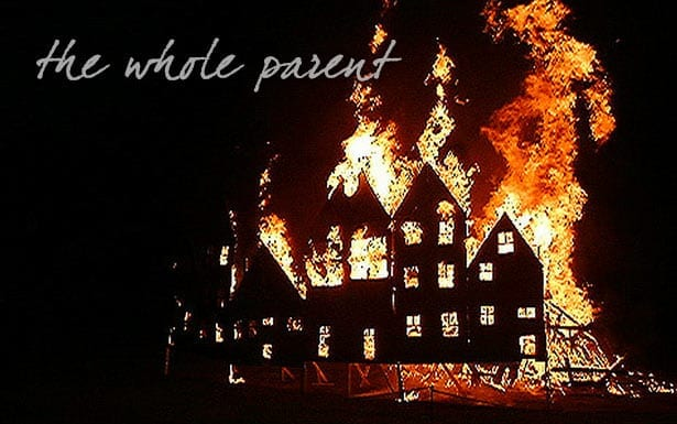 Burning Down the House of Love and Hope