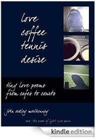 love, coffee, tennis, desire