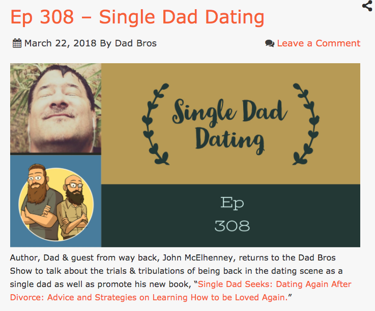 how to deal with dating a single father