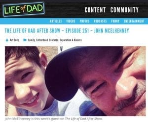 Life of Dad – Talks to John About Single-Parenting and Dating Again