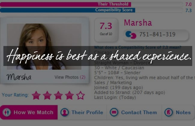 Online Dating Adventure: What Is Your Quest?