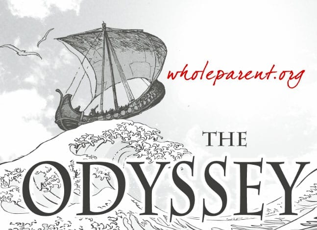 The Odyssey of the Single Father: Kids Change Everything