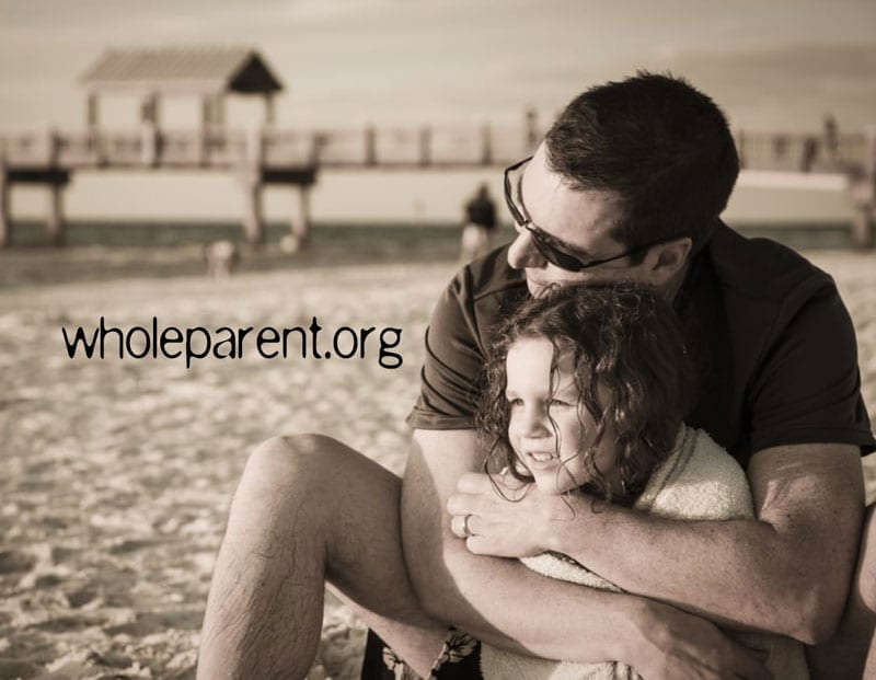 As a Single Parent: Love Fiercely, Because This All Ends