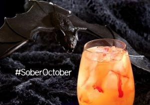 #SoberOctober Challenge – Day One