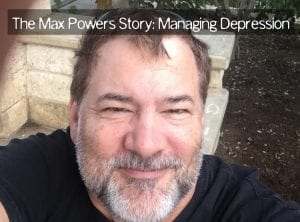 The Hero's Journey of Depression: The Max Powers Story