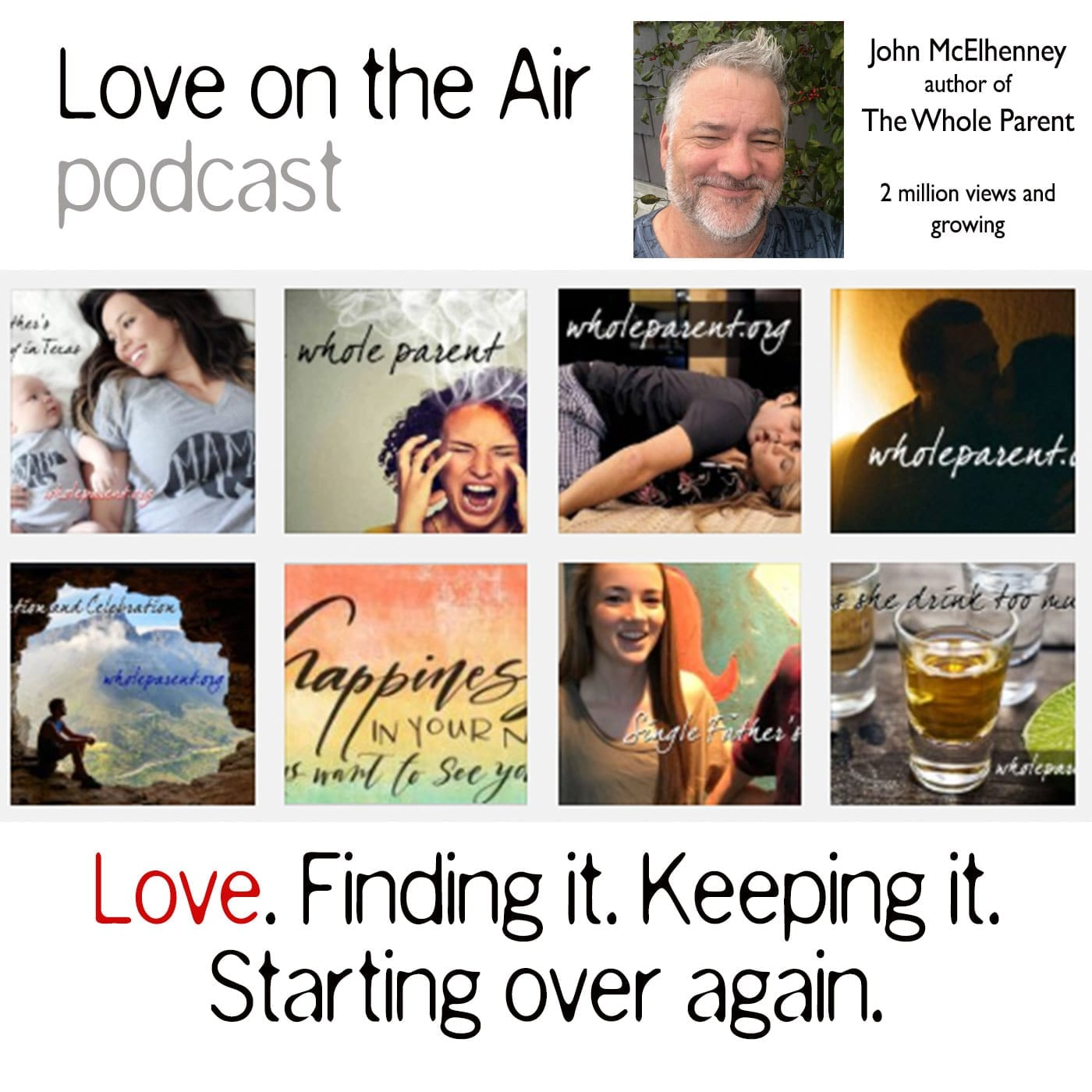 A Love Story From Online Dating to 10-year Anniversary: Love on the Air Episode 01